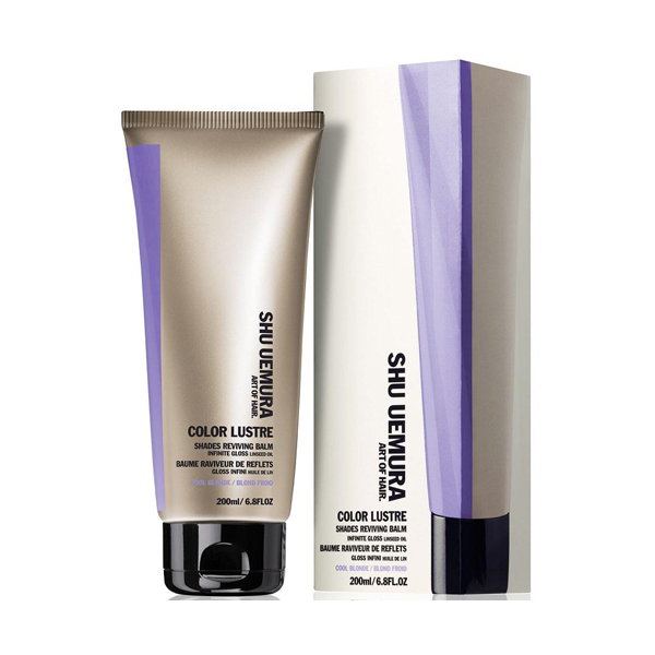 "Shu Uemura Color Lustre Shades Reviving Balm ""Cool Blonde"""