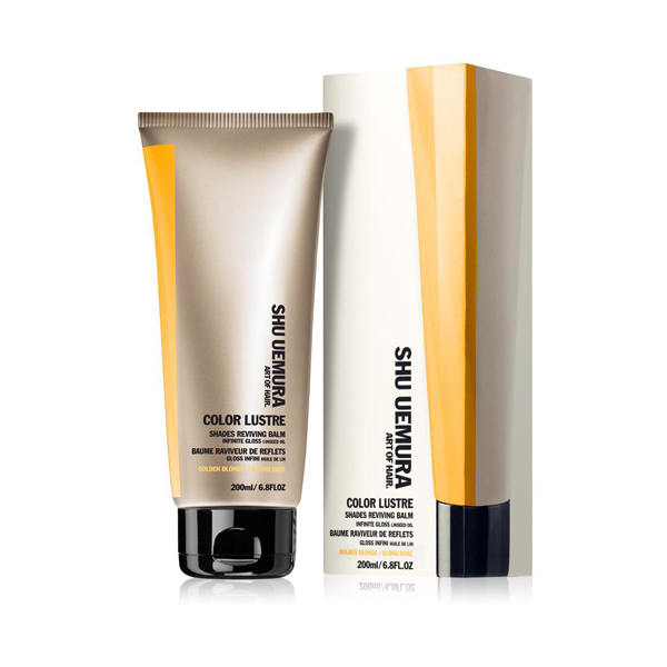 "Shu Uemura Color Lustre Shades Reviving Balm ""Golden Blonde"""