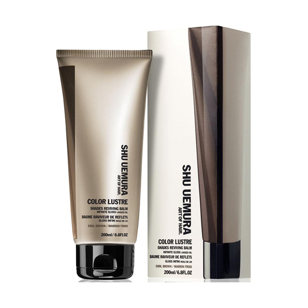 "Shu Uemura Color Lustre Shades Reviving Balm ""Cool Brown"""
